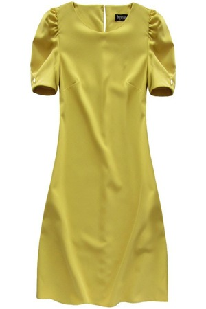 jednoduche-saty-v-horcicove-barve-s-nadychanymi-rukavy-84art.jpg
