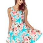 Dámské šaty 014-1
