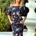 Dámské šaty 13-91