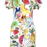 Dámské šaty Gagy bílá – Favab