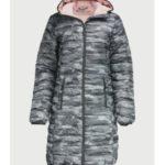 Kabát Alpine Pro Arica Barevná