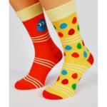 Pánské nepárové ponožky Regina Socks 7844 Avangarda