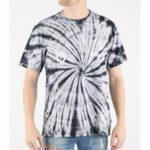 Tričko Converse M Tie Dye Multi Graphic T Barevná