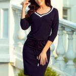 Denní šaty model 123891 Numoco