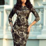 Denní šaty model 128042 Numoco