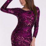 Krátké šaty  model 48847 YourNewStyle