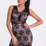 Krátké šaty  model 62671 YourNewStyle