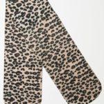 Ponožky s potiskem – panteřím vzorem 02