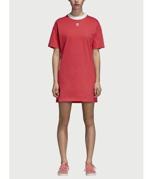 saty-adidas-originals-trefoil-dress-cervena.jpg