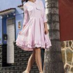 Společenské šaty  model 114669 Lemoniade
