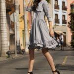 Společenské šaty  model 114670 Lemoniade