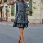Společenské šaty  model 123088 Lemoniade