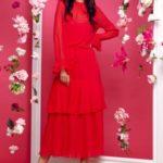 Společenské šaty  model 129113 Lemoniade