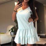 Mátové dámské šaty 36006-4