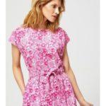 Moodo šaty dámské ANI květované