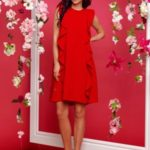 Společenské šaty  model 130857 Lemoniade