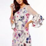 Společenské šaty  model 130933 Ella Dora
