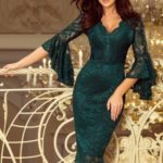 Večerní šaty  model 131237 Numoco