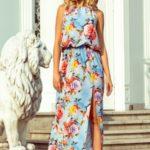 Dámské šaty 191-5 – Numoco