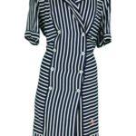 Dámské šaty propínací 0106 – Gonera