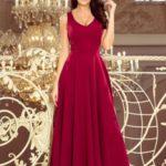 Dlouhé šaty  model 131669 Numoco