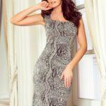 Společenské šaty  model 131672 Numoco