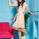 Společenské šaty  model 132510 Lemoniade