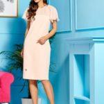 Společenské šaty  model 132537 Lemoniade