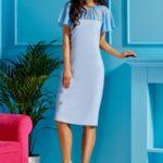 Společenské šaty  model 132542 Lemoniade