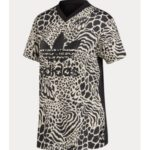 Tričko adidas Originals Aop T-Shirt Barevná