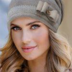 Dámská čepice Eterno Olga