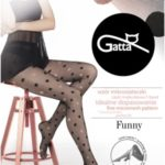Dámské punčochové kalhoty Funny 07A 20 den – Gatta