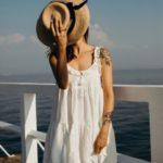 Misha šaty dámské MISHA BRIE lněné