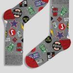 Pánské ponožky John Frank JFLSFUN13