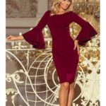 Numoco šaty dámské CARMIN II