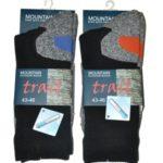Pánské ponožky WiK 16101 Mountain Outdoorsocks