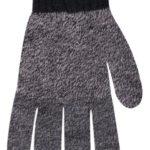 Pánské rukavice 5P MELANGE R-073
