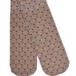 Vzorované ponožky 1
