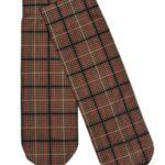 Vzorované ponožky U