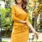 Denní šaty model 136674 Numoco