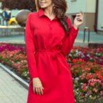 Denní šaty model 137227 Numoco