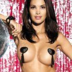 Lepítka na bradavky Tassel nipple covers black – Obsessive