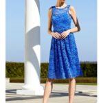 Moodo šaty dámské RATIS krajkované