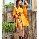 Numoco šaty dámské SOFIA