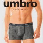 Pánské boxerky Umbro UIB5075S