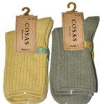 Dámské ponožky Cosas LM-1/24,29 Pruhovaná struktura