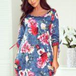 Denní šaty model 138606 Numoco