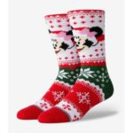 Ponožky Stance Minnie Claus Multi Barevná