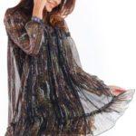 Společenské šaty  model 139515 awama