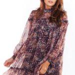 Společenské šaty  model 139516 awama